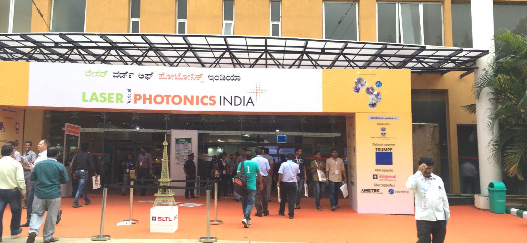 Electronica 2016 Bangalore, India