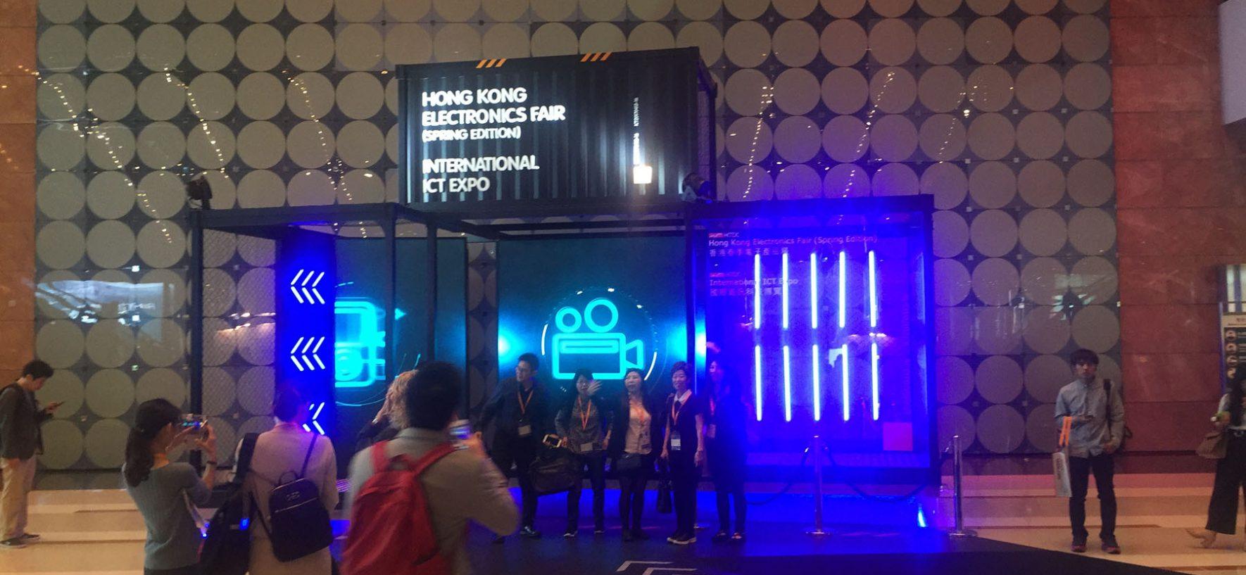 Hong Kong Electronics Fair Spring Edition 2017