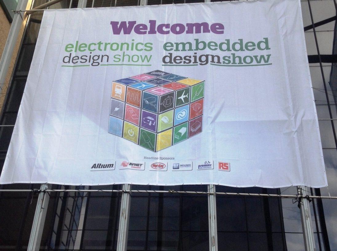 Eletronics Design Show 2015 Coventry, UK