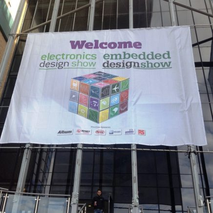 Eletronics Design Show 2015 Coventry, UK